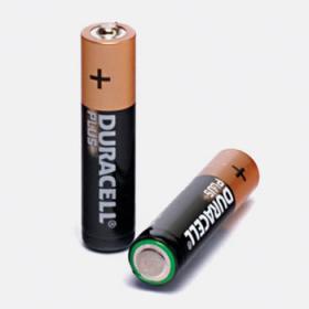 Duracell battery : AAA / LR03
