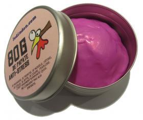 Purple putty