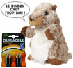 "Pack ""Chattering Marmot + Batteries"""