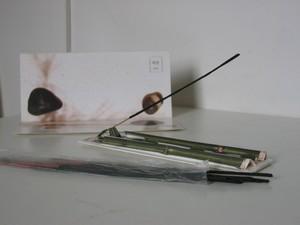 Incense letter