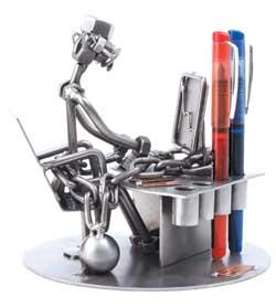Figurine Bureau Hinz & Kunst