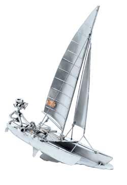 Catamaran Hinz & Kunst
