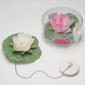 Lotus bath plug