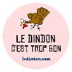 """Sticker """"C'est trop bon"""""""