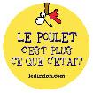 "Sticker ""Poulet"""
