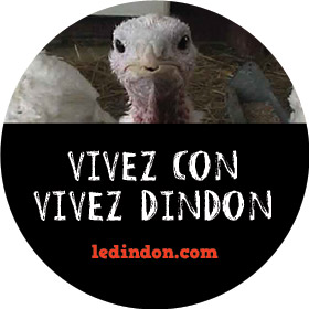 Sticker Vivez con