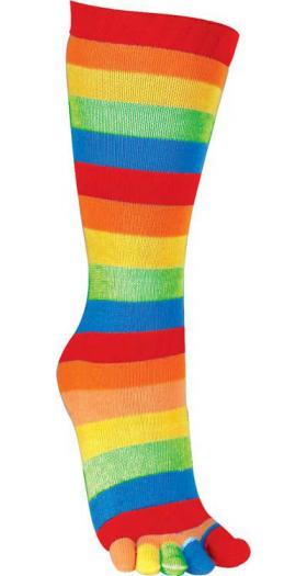 Chaussettes à orteils
