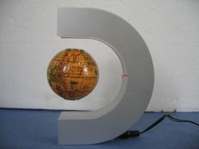 Mini floating globe