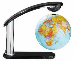 Globe flottant - Terre