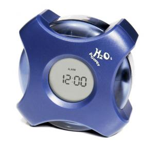 H2O Multifunction Clock