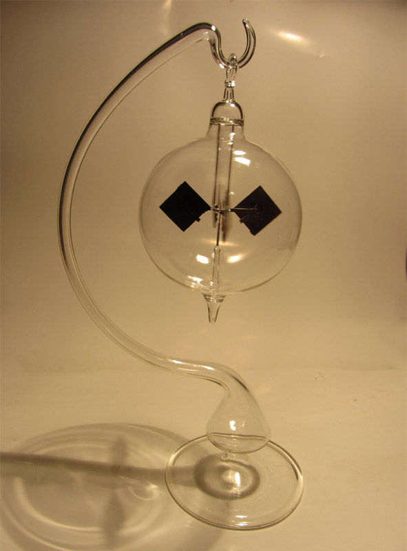 Suspended Radiometer