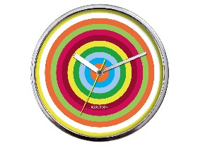 Horloge Hypnose (multicolore)
