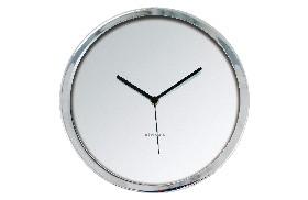 Horloge miroir