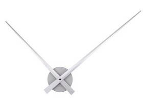 Invisible clock (silver)