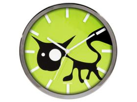 Horloge Funny Farm 'Chat'