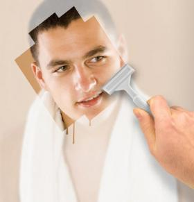 Mirror razor
