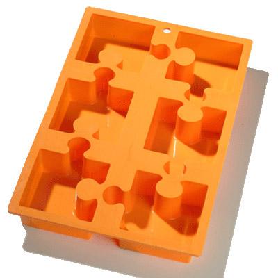 moule puzzle cuisine le dindon. Black Bedroom Furniture Sets. Home Design Ideas