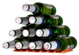 frigo malin range bouteilles cuisine le dindon. Black Bedroom Furniture Sets. Home Design Ideas