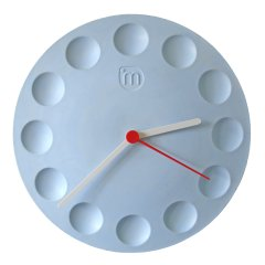 Magnetic Fridge Clock