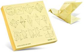 Origami Notepad