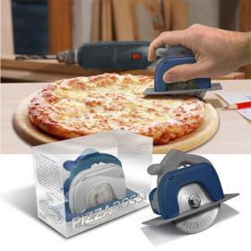 Scie à pizzas
