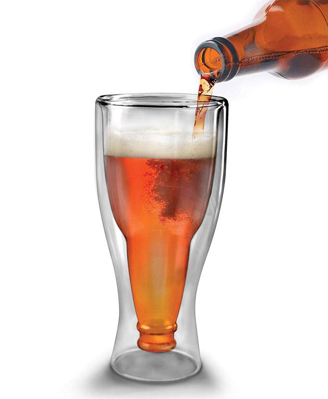 verre de bière à l'envers | cuisine | le dindon