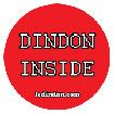 "Sticker ""Dindon Inside"""