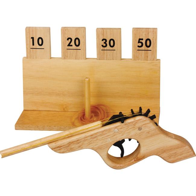 pistolet lastiques jeux peluches le dindon. Black Bedroom Furniture Sets. Home Design Ideas