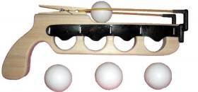 Ping Pong Pistol