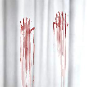 Blood Stained Curtains