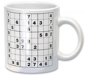 Mug sudoku