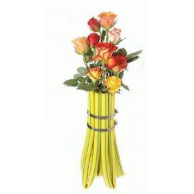 Recycled Hose Vase