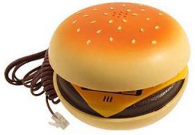 Téléphone Hamburger