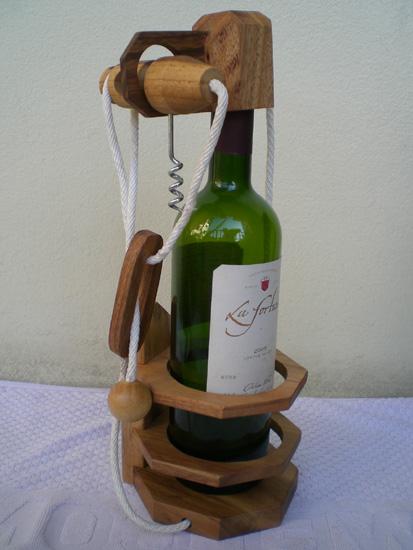 Casse t te bouteille tire bouchon casse t te le dindon - Diametre bouteille de vin ...