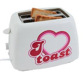 Toaster of Love