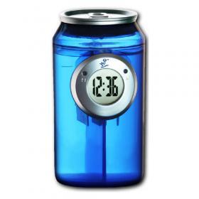 Horloge à eau Canette