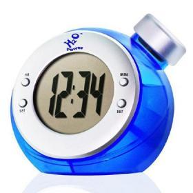 H20 Flask Clock