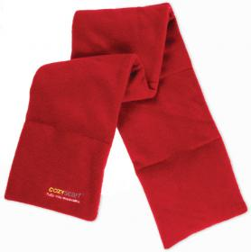 Heating Scarf - red