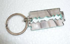 Keychain Razor