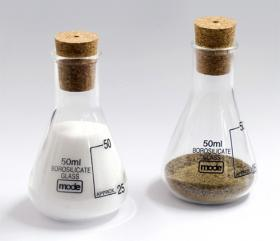 Salt & Pepper Chemistry