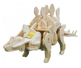 Dinosaure robot 3D