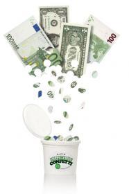 Millionnaire Confettis