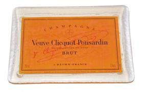 Dessous de verre Veuve Clicquot