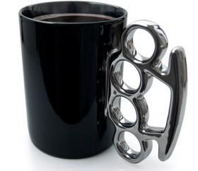 Mug poing américain