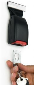 Key Chain Seat belt