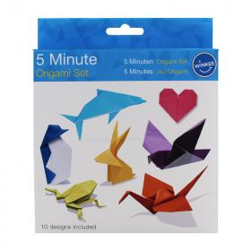 Easy Origami in 5 minutes