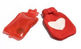 Heart Hot Bottle Warmer