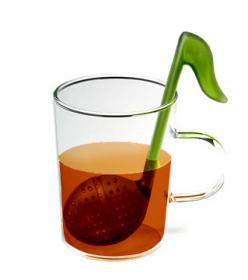 Musical Tea Strainer