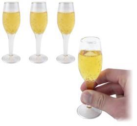 Mini flûtes à champagne