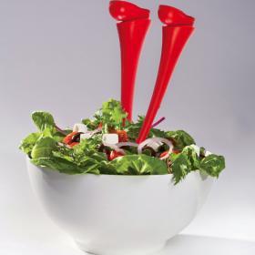 Gambettes à salade